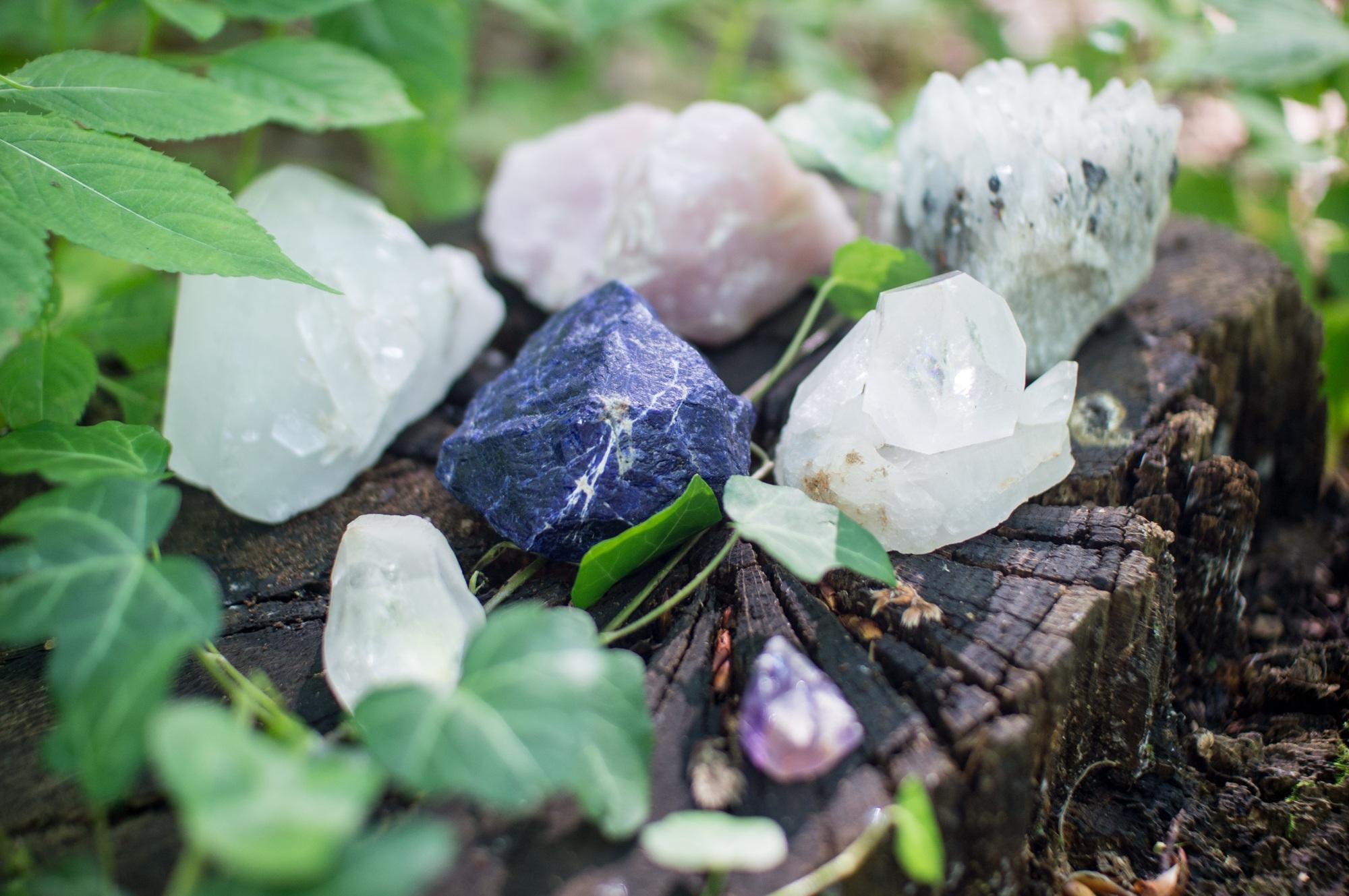 Energetizált ásványok